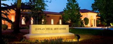 The Quinlan Visual Arts Center