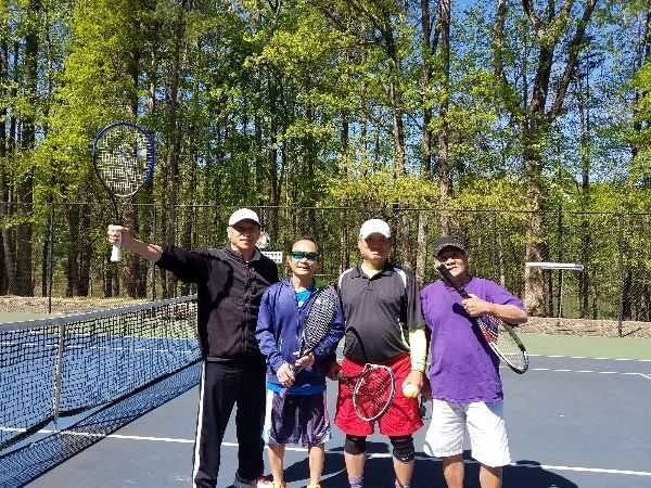 Tennis at Longwood