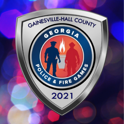 Georgia Police & Fire Games logo