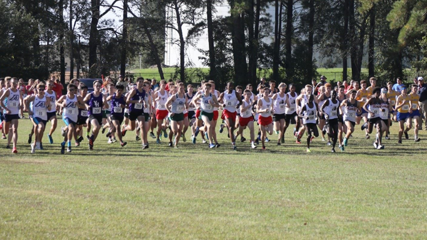 Cross Country race at the UNG Gainesville campus