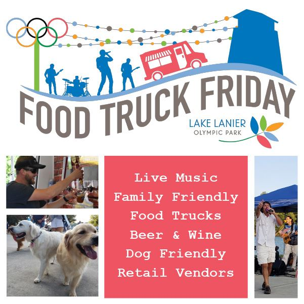 Event Graphic for Food Truck Friday