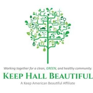 Keep Hall Beautiful Working together for a clean, green, and healthy community