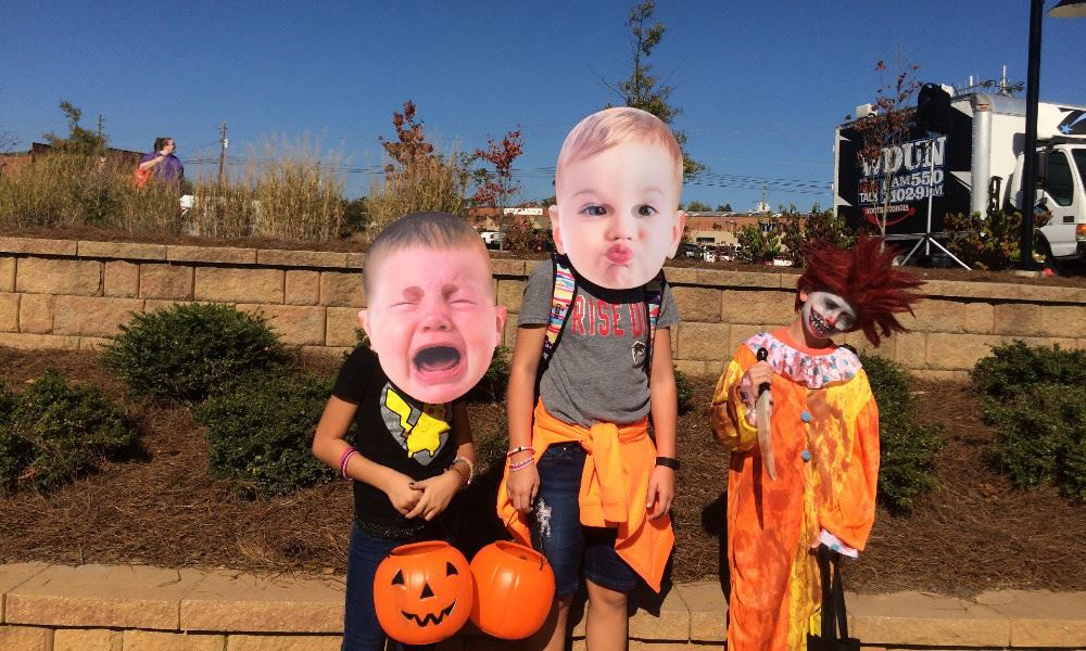 Trick or Treat on the Trail 1000