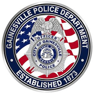 Gainesville Police Department Seal